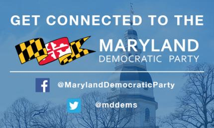 Get Connected to the Maryland Democratic Party
